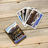 Colorado 14er Playing Cards