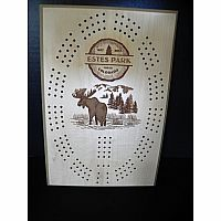 Cribbage - Moose, Husker and Kokopelli