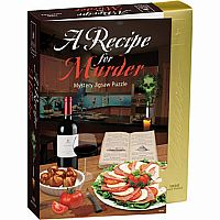 A Recipe for Murder Jigsaw