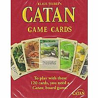 Catan Accessory: Base Game Cards