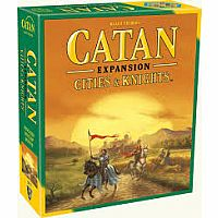 Catan Expansion - Cities and Knights