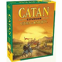 Catan Cities and Knights Expansion Pack