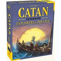 Catan Expansion: Explorers & Pirates