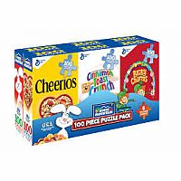 Cereal Puzzle Pack