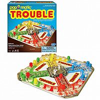Classic Trouble Game