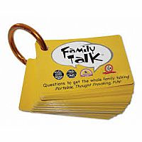 Family Talk - conversation game