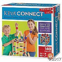 Keva- Connect - Builders Set