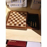 "Magnetic Chess 5"" Square"