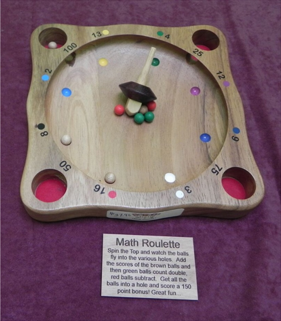 Math Roulette